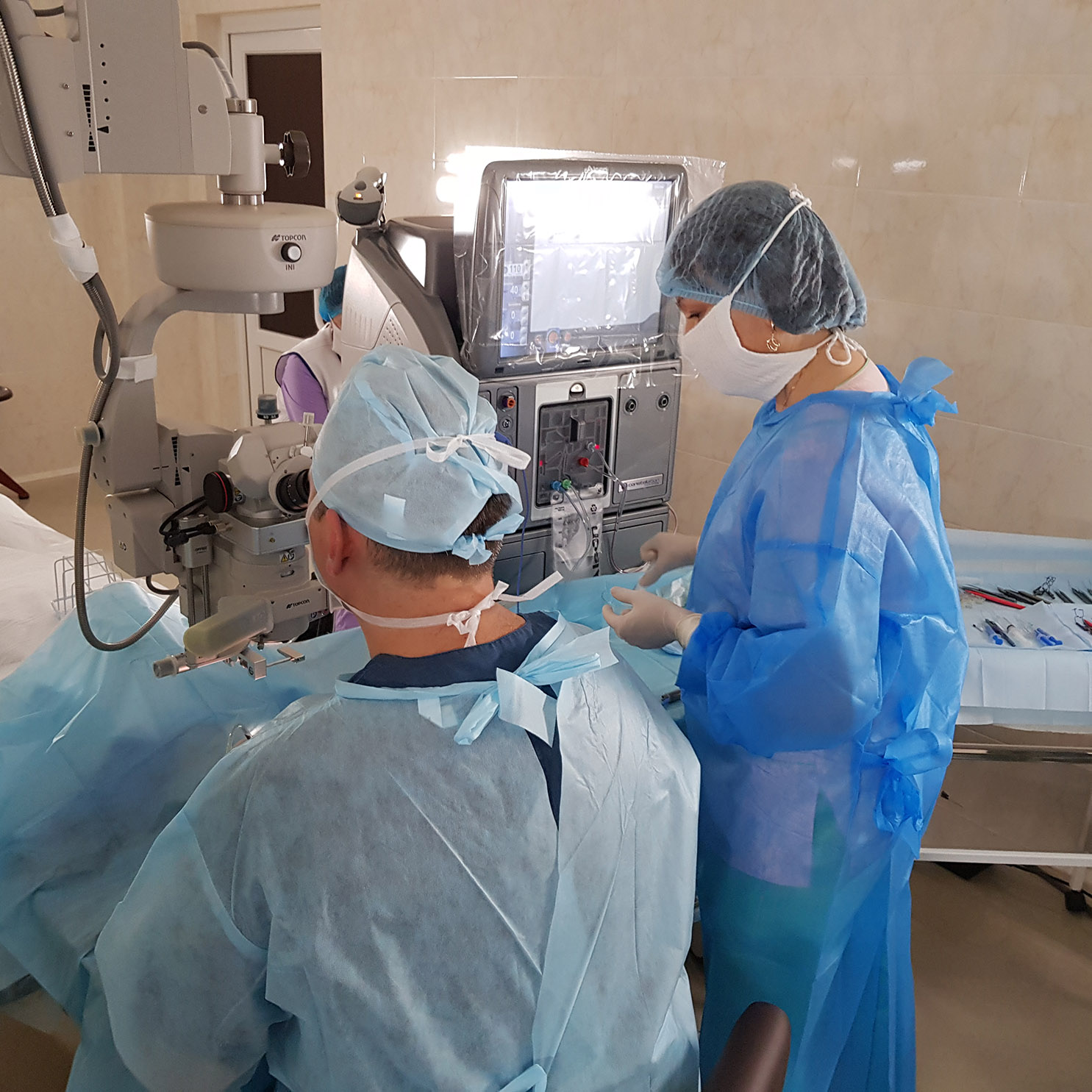 Наші переваги - Закарпатський центр зору та Закарпатський центр мікрохірургії ока