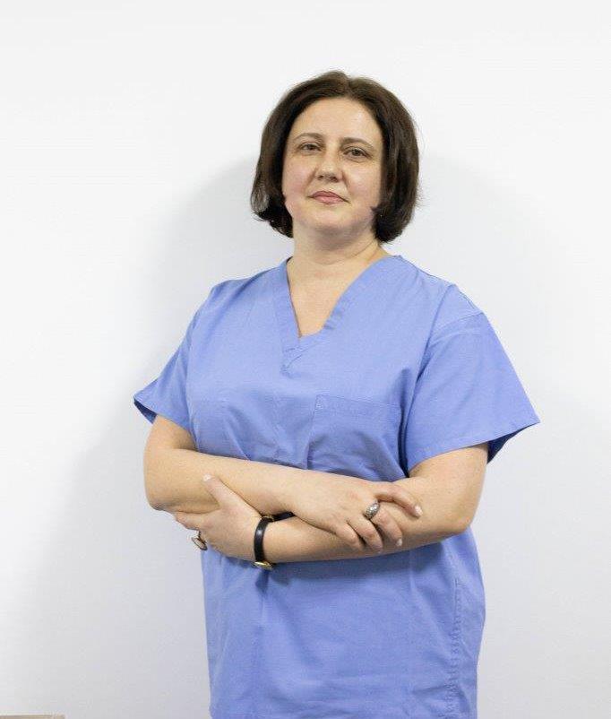 Бора Катерина Василівна - Закарпатський центр зору та Закарпатський центр мікрохірургії ока