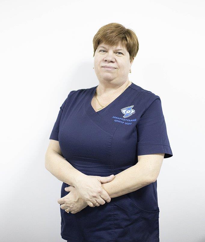 Супік Марина Станіславівна - Закарпатський центр зору та Закарпатський центр мікрохірургії ока