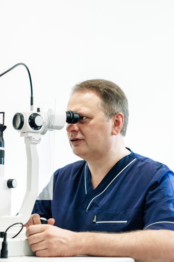 Жабоєдов Дмитро Геннадійович - Закарпатський центр зору та Закарпатський центр мікрохірургії ока