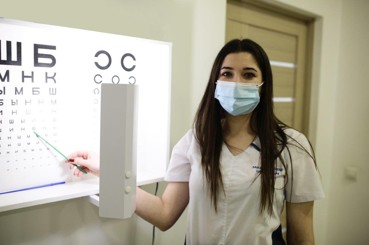 Covid-19 - Закарпатський центр зору та Закарпатський центр мікрохірургії ока