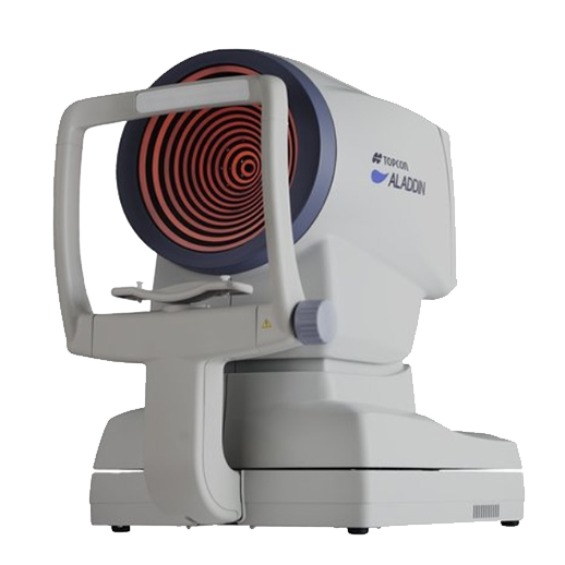 Система оптичної біометрії і топографії Topcon ALADDIN (Японія) - Закарпатський центр зору та Закарпатський центр мікрохірургії ока