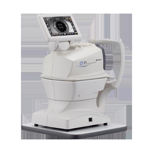 Безконтактний комп'ютеризований пневмотонометр Topcon CT-1Р (Японія) - Закарпатський центр зору та Закарпатський центр мікрохірургії ока