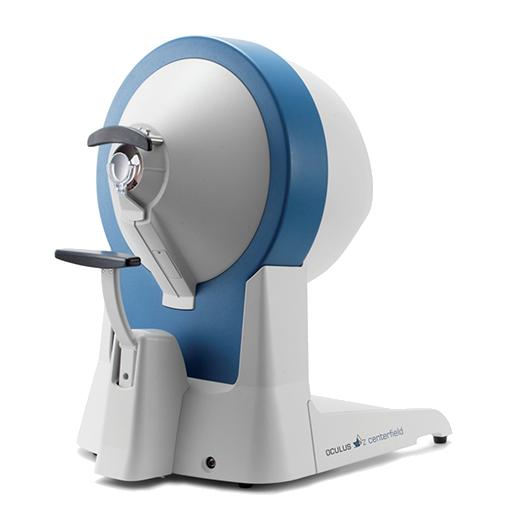 Периметр OCULUS Centerfield 2 (Німеччина) - Закарпатський центр зору та Закарпатський центр мікрохірургії ока