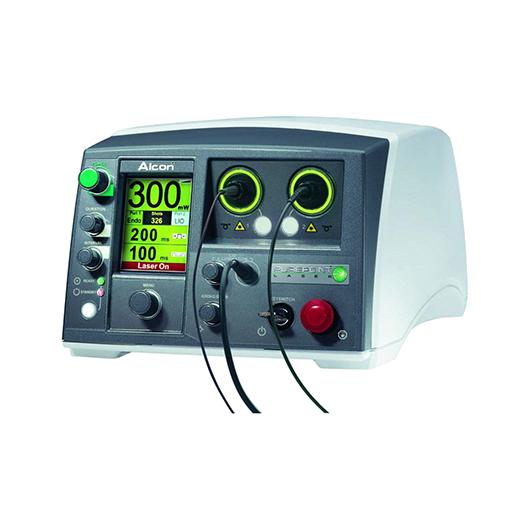 Лазер для фотокоагуляції сітківки Alcon PUREPOINT (США) - Закарпатський центр зору та Закарпатський центр мікрохірургії ока